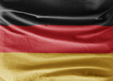 German nation flag Stock Photography