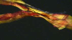 German national colors stock footage