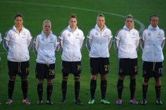 German national football team Royalty Free Stock Photo
