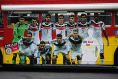 Free German National Soccer Team Stock Image - 52001951
