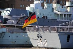 German Navy Royalty Free Stock Images