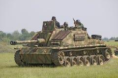 German Nazi Panzer Royalty Free Stock Image