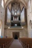 German organ Royalty Free Stock Photo