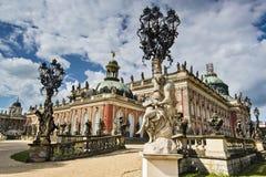 German Palace Stock Image
