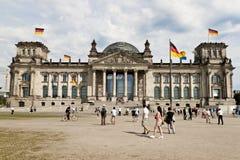 German parliament Royalty Free Stock Photos