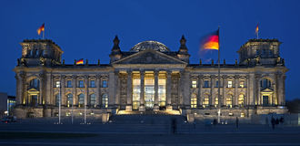 German parliament 1 Stock Photo