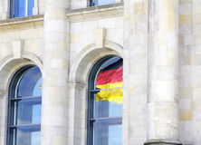 German Parliament Royalty Free Stock Image