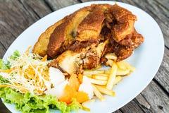 German pork hocks. For meal time Stock Photos