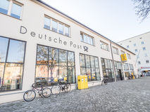 German post office Royalty Free Stock Images