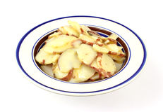 German potato salad Stock Image