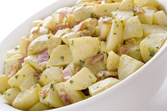 German Potato Salad Royalty Free Stock Image