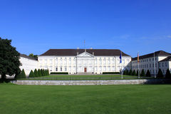 German Presidential Palace in Berlin, Schloss Bell Stock Image