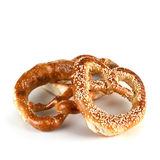 German Pretzel Royalty Free Stock Photos