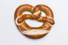 German Pretzel Stock Photo
