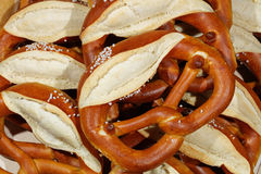 German Pretzel Stock Images