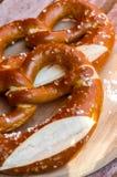 German pretzels Royalty Free Stock Images