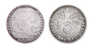 Free German Reichs Coin Royalty Free Stock Images - 6365819