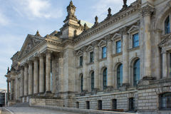The German Reichstag Royalty Free Stock Images