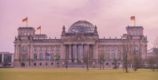 German Reichstag, Berlin, Germany Royalty Free Stock Photo