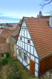 German renaissance pretty house Stock Photos