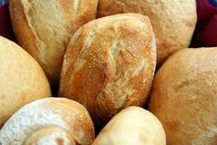 German Bread. German roll bread - what a wonderful breakfast Royalty Free Stock Photography