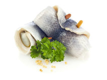 German Rollmops  Royalty Free Stock Photo