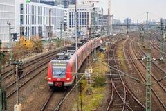 German S-bahn Stock Images