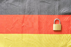 German safety Royalty Free Stock Photography
