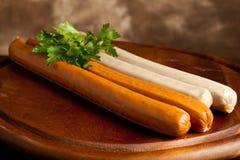 German Sausage Stock Photos