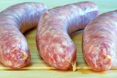 German sausage Bratwurst Royalty Free Stock Photo