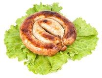 German sausages Royalty Free Stock Image