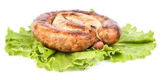 German sausages Royalty Free Stock Photo