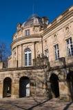 German schloss (castle) in Ludwigsburg Royalty Free Stock Image