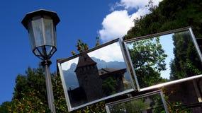 Vaduz Castle royalty free stock photos