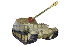 German self-propelled gun Ferdinand Royalty Free Stock Image