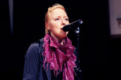 German singer Stock Image