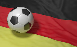 German soccer Royalty Free Stock Photo