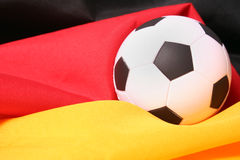 German soccer team Stock Images