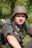 German soldier Royalty Free Stock Image