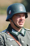 German soldier Royalty Free Stock Photo