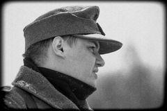 German soldier of WW2 Stock Photo
