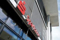 German Sparkasse Savings Bank Stock Photography