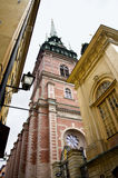 German St.Gertrude church Stock Images