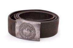 German standard soldier belt (Whermacht) Stock Image