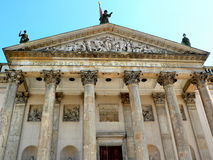 German State Opera detail. German State Opera (Deutsche Staatsoper) detail. Berlin, Germany stock photos