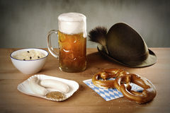 German stillife Royalty Free Stock Photo