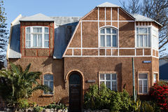 German Style Colonial Building - Luderitz, Namibia Stock Photos