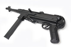 German submachine gun. MP40 Royalty Free Stock Images