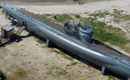 German Submarine Royalty Free Stock Photo