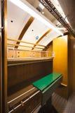 German submarine - wardroom Royalty Free Stock Image